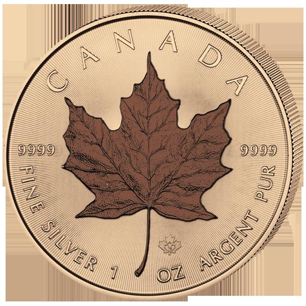 Four Seasons Set Canadian Maple Leaf 2016 4 Oz 4 X 1