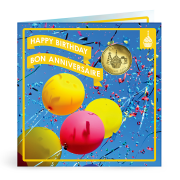 HAPPY BIRTHDAY - 2016 Gift Set - Royal Canadian Mint
