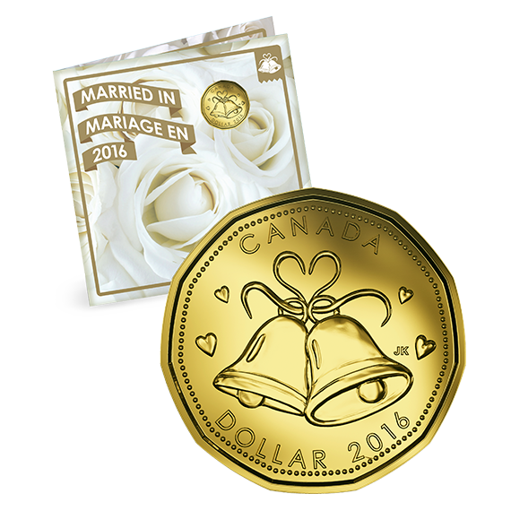 Wedding Party Gifts Canada: Royal Canadian Mint