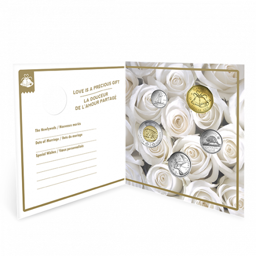 MARRIED - 2016 Gift Set - Royal Canadian Mint