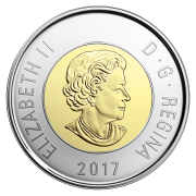 *CLASSIC CANADIAN COIN SET - 2017 UNCIRCULATED SET