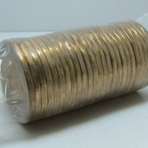 LUCKY LOONIE - 2016 $1 Regular Plastic Wrap Roll of 25 - Royal Canadian Mint
