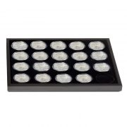 Additional Tray for 20 American Silver Eagle Coins