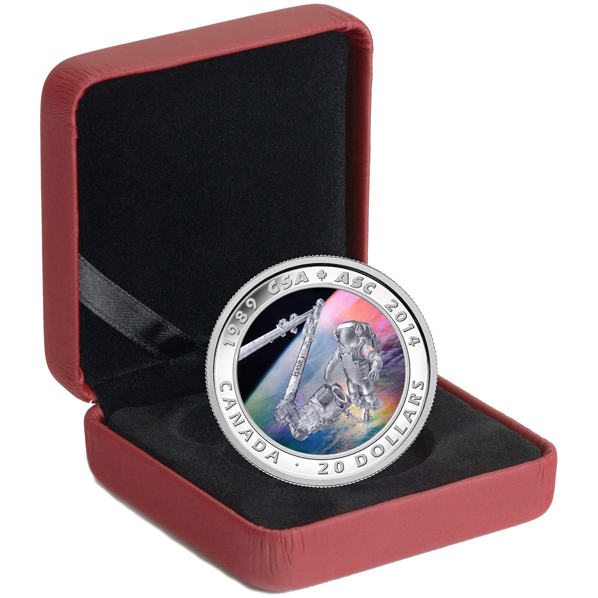 Return Gifts For 25th Wedding Anniversary: 2014 1 Oz Fine Silver Coin