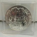 The Fabulous 15 - RWANDA IMPALA - 2014 1 oz Pure Silver Coin - F15