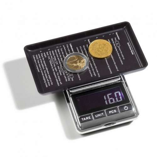 DIGITAL COIN SCALE LIBRA 100, 0.01-100G (Pocket Size)