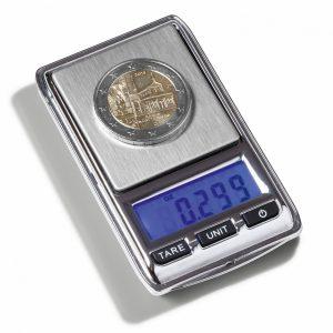 DIGITAL COIN SCALE LIBRA MINI, 0.01-100G