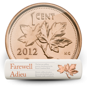 Special Wrap Roll - Penny 1-Cent Coins