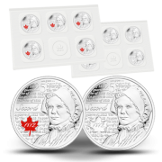 Laura Secord - 25-cent Circulation 10-pack (2013)