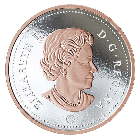 Big Coin Series Subscription Caribou 25 Cents 2018 5