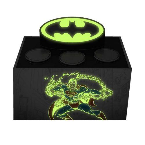 SUPERMAN VS BATMAN VS WONDER-WOMAN - DC Comics Originals - 2016 Pure Silver 3-Coin Set Box ONLY