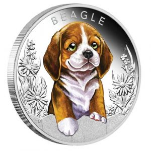 2018 Puppies Border Collie PROOF Silver NGC PF 70 1//2oz Coin Lunar Year DOG
