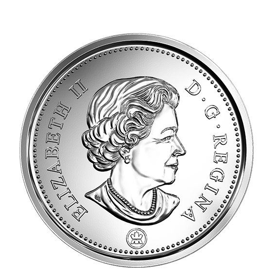 2018 Canadian Caribou 25 Cent Coin Uncirculated First Strike Canada Quarter
