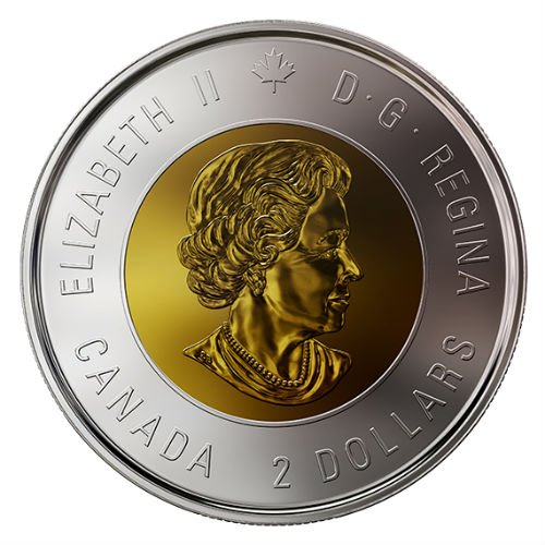e256d82e5fa9 ARMISTICE - 2018 1 x  2 Toonie Color Coin - Uncirculated - The Coin ...