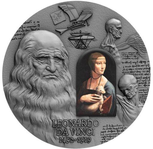 500th Anniversary Of Leonardo Da Vinci S Death 2019 2000