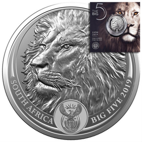 5 rand coin 2019
