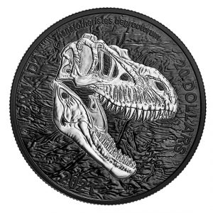 DISCOVERING DINOSAURS: REAPER OF DEATH - 2021 $20 1 OZ ...
